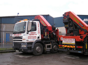 Stobart Biomass Transport Ltd in Macclesfield screen